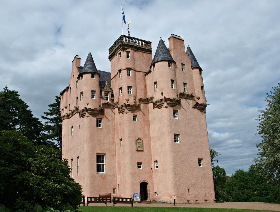 aberdeencraigievarcastle - Explore Aberdeenshire's fairytale castle. [ATTDT]