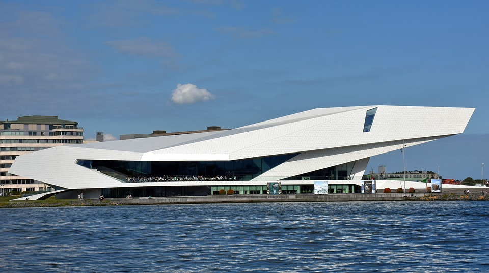 amsterdameyefilm - Peer at a panorama of Dutch film history. [A Thing To Do Tomorrow]