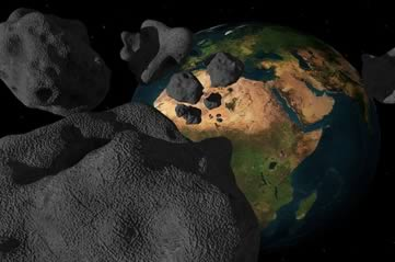 asteroidearth - Save the Earth from asteroid disaster. [A Thing To Do Tomorrow]