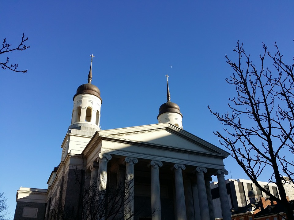 baltimorebasilica - Discover Baltimore's Basilica. [A Thing To Do Tomorrow]