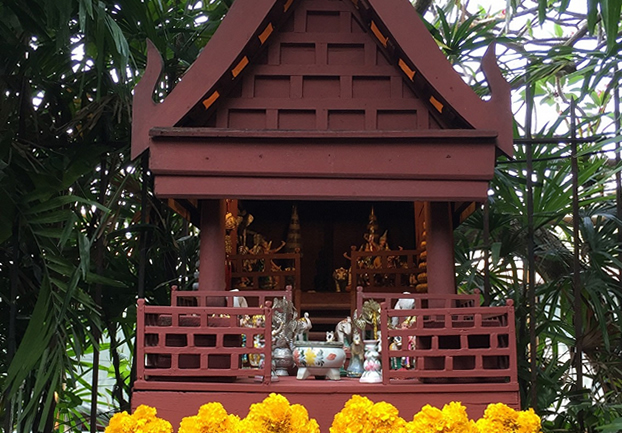 bangkokjimthompsonshrine - Unclock Asian art at the Jim Thompson House. [ATTDT]