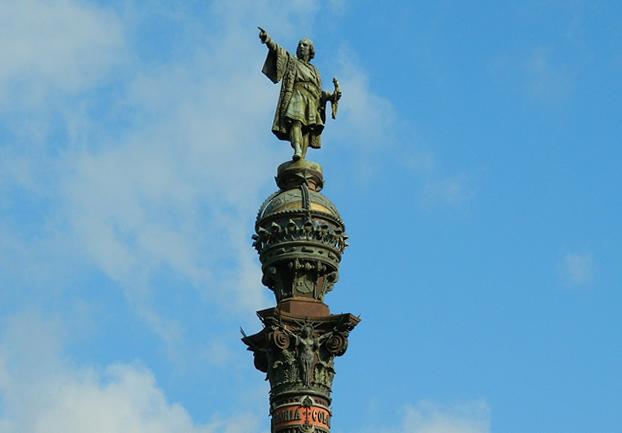 barcelonamiradordecolom - Climb Columbus's column. [A Thing To Do Tomorrow]
