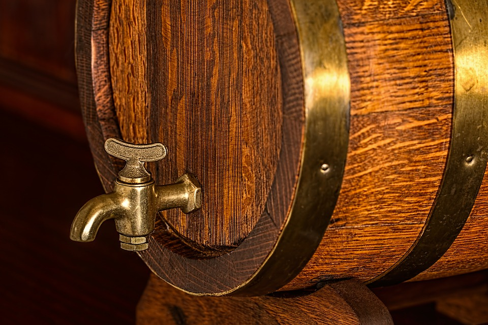 barreltap - Have barrels of fun at the Cider Museum. [ATTDT]