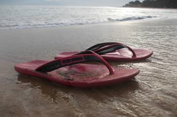 beachflipflops - Look out for Lego on Perrin Sands. [ATTDT]