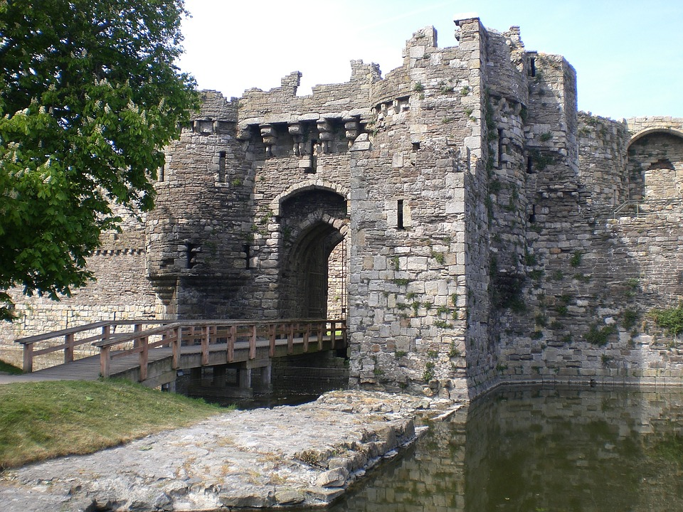 beaumariscastle - Explore perfect symmetry at Beaumaris. [ATTDT]