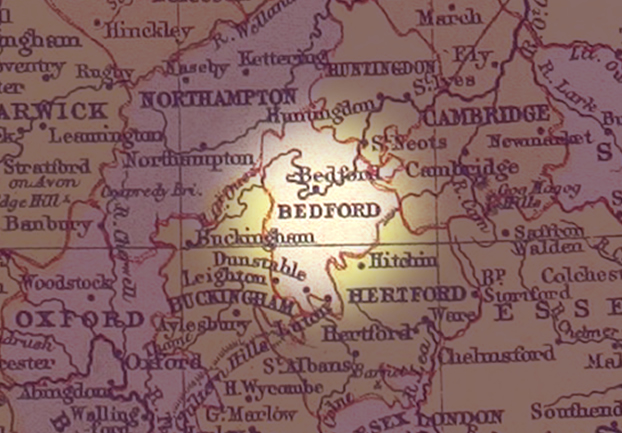 bedfordshireoldmap - Discover a Beds time story. [ATTDT]