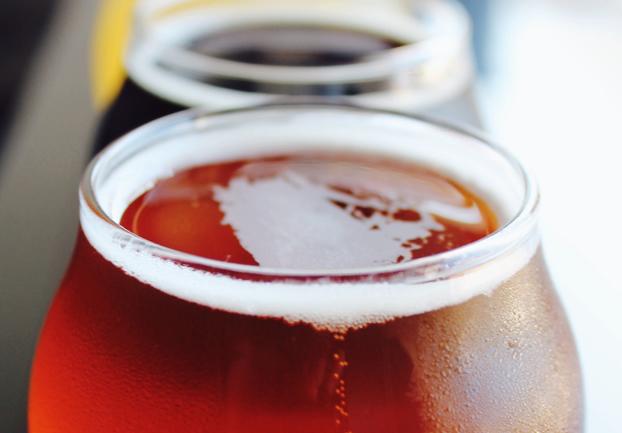 beerglasses - See the secrets of Antwerp's beer. [ATTDT]