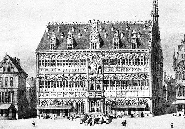 brusselsbroodhuis - Discover the story of Brussels, late tonight. [A Thing To Do Tomorrow]
