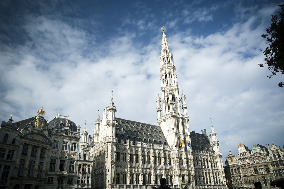 brusselstownhall - Tour the Town Hall. [A Thing To Do Tomorrow]