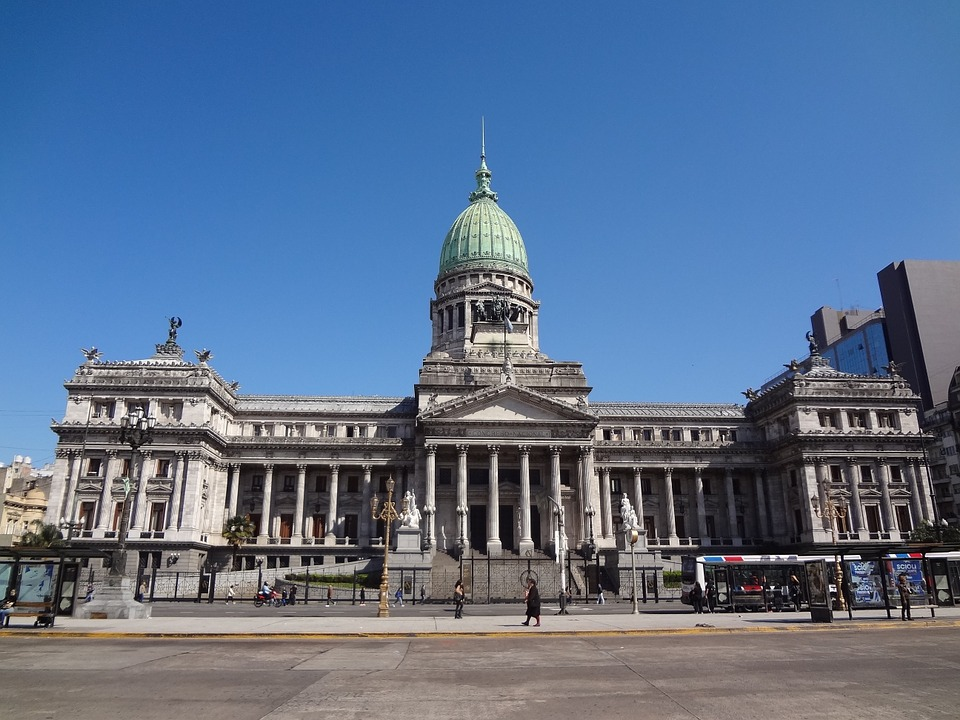 buenosairesnationalcongress - Tour the seat of power in Buenos Aires. [A Thing To Do Tomorrow]