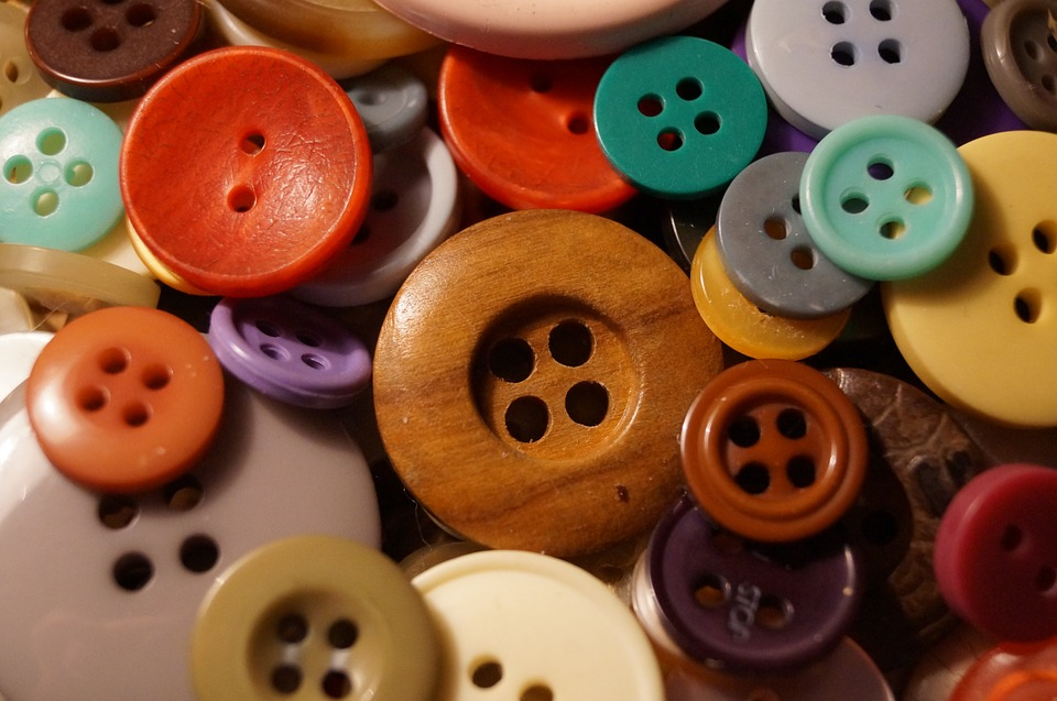 buttons - See one of America's most curious collections. [ATTDT]