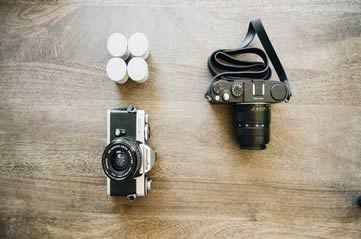 cameras - See a snapshot of Florida photography. [A Thing To Do Tomorrow]