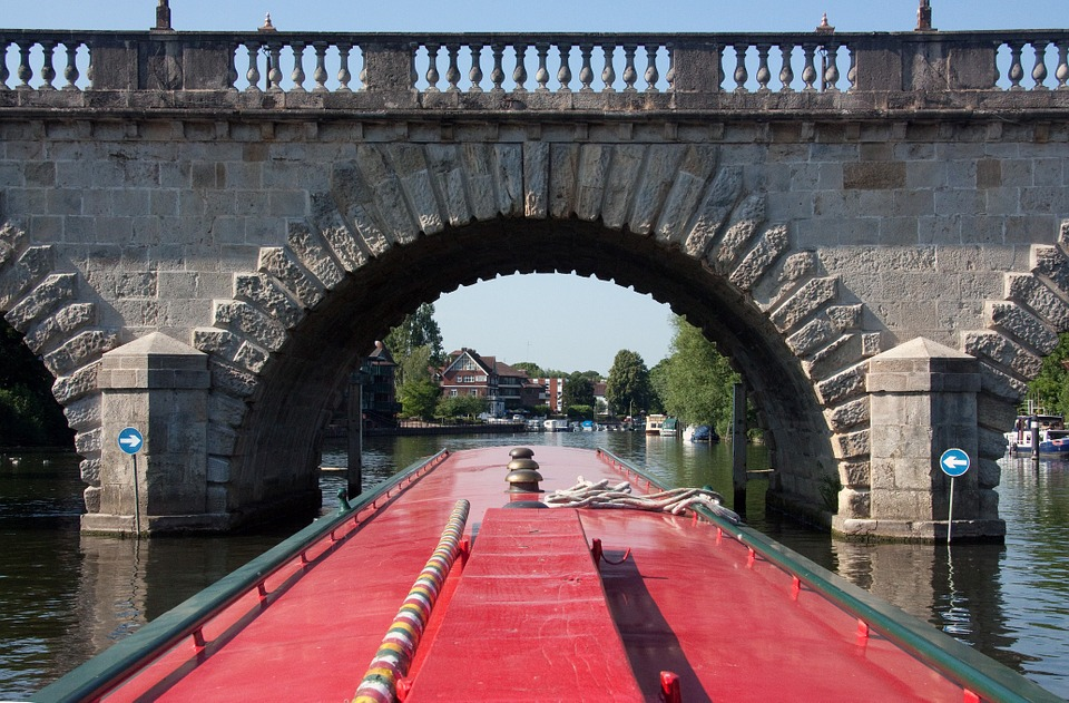 canalbridge - Discover how canals changed the capital. [A Thing To Do Tomorrow]