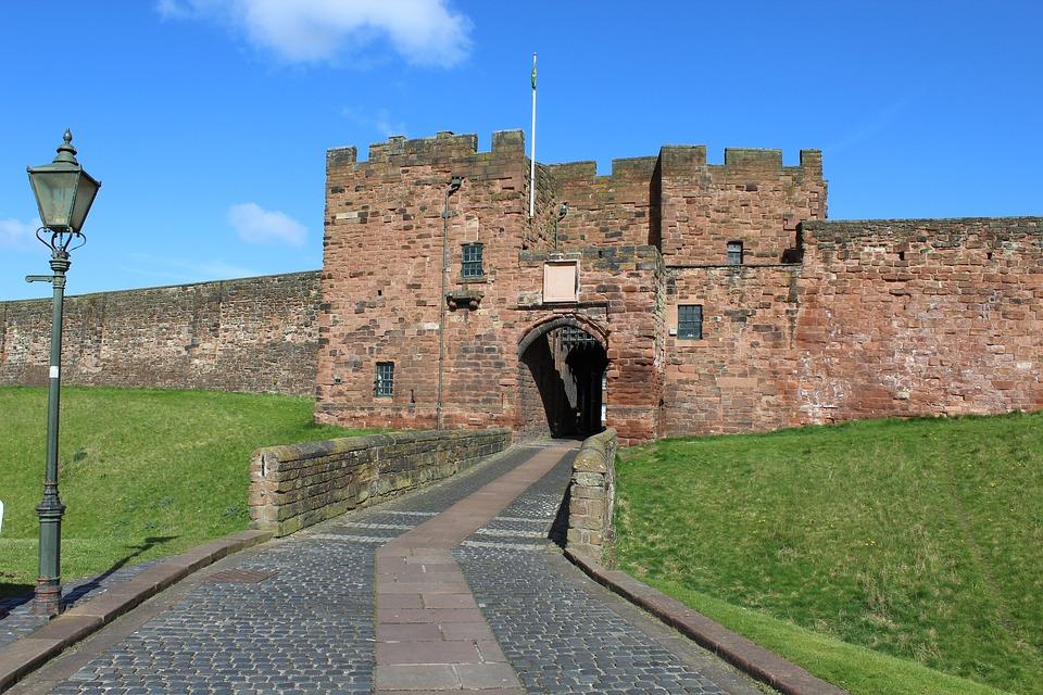 carlislecastle - Invade Carlisle Castle. [ATTDT]