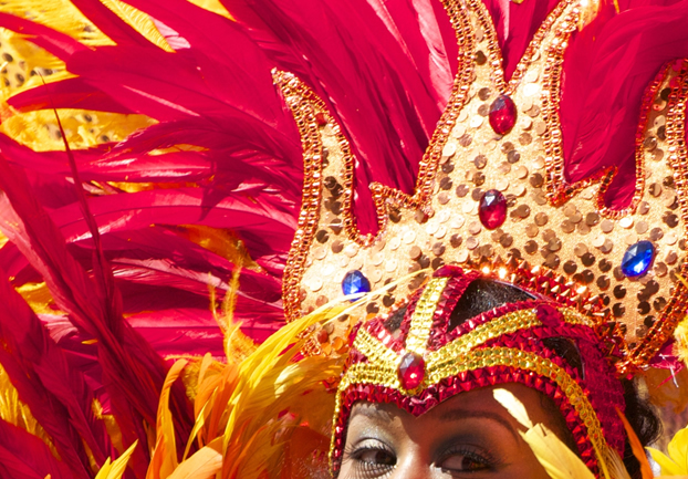 carnivaldressfeathers - Celebrate Carnival! [A Thing To Do Tomorrow]