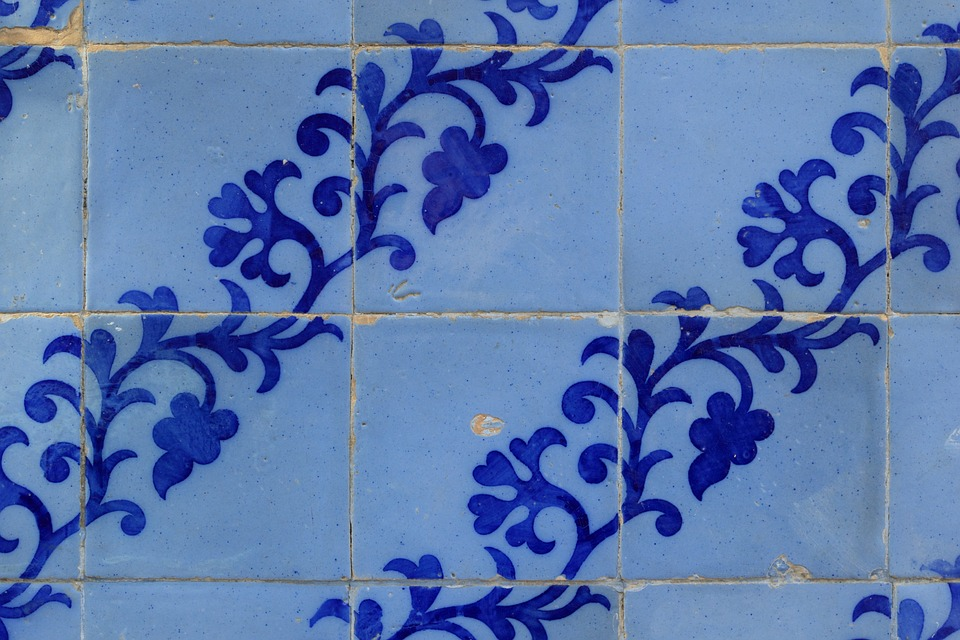 ceramictilesblue - Be amazed at the styles of tiles. [A Thing To Do Tomorrow]