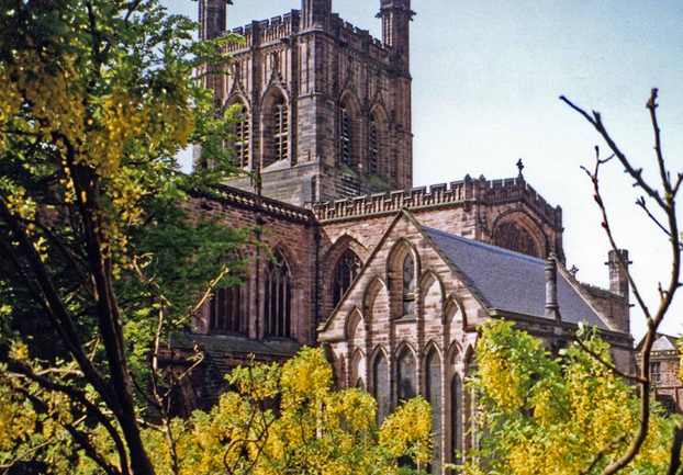 chestercathedral - Discover the secrets of Chester Cathedral. [ATTDT]