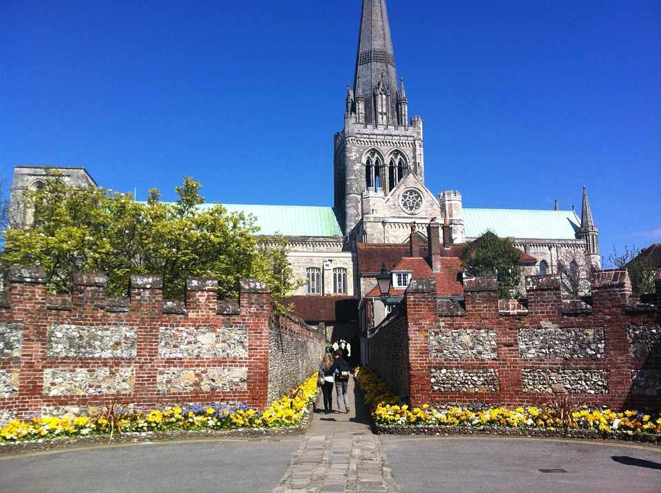 chichestercathedral - Explore the treasures of Chichester Cathedral. [ATTDT]