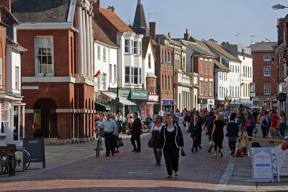 chichesterstreet - Walk through the history of Chichester. [ATTDT]