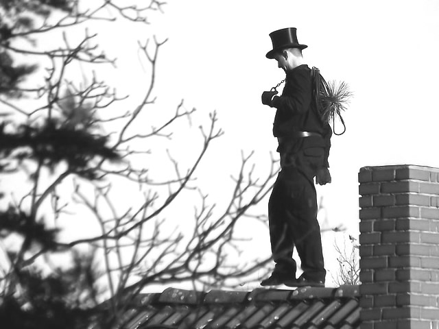 chimneysweep - Find good luck at the Chimney Sweep Museum. [A Thing To Do Tomorrow]