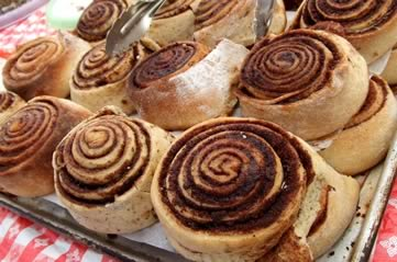 cinnamonrolls - Celebrate Swedish buns. [ATTDT]