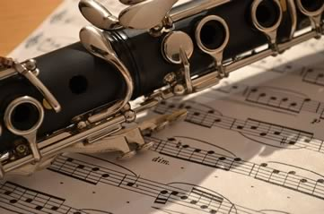 clarinet - Have a musical lunchtime. [A Thing To Do Tomorrow]