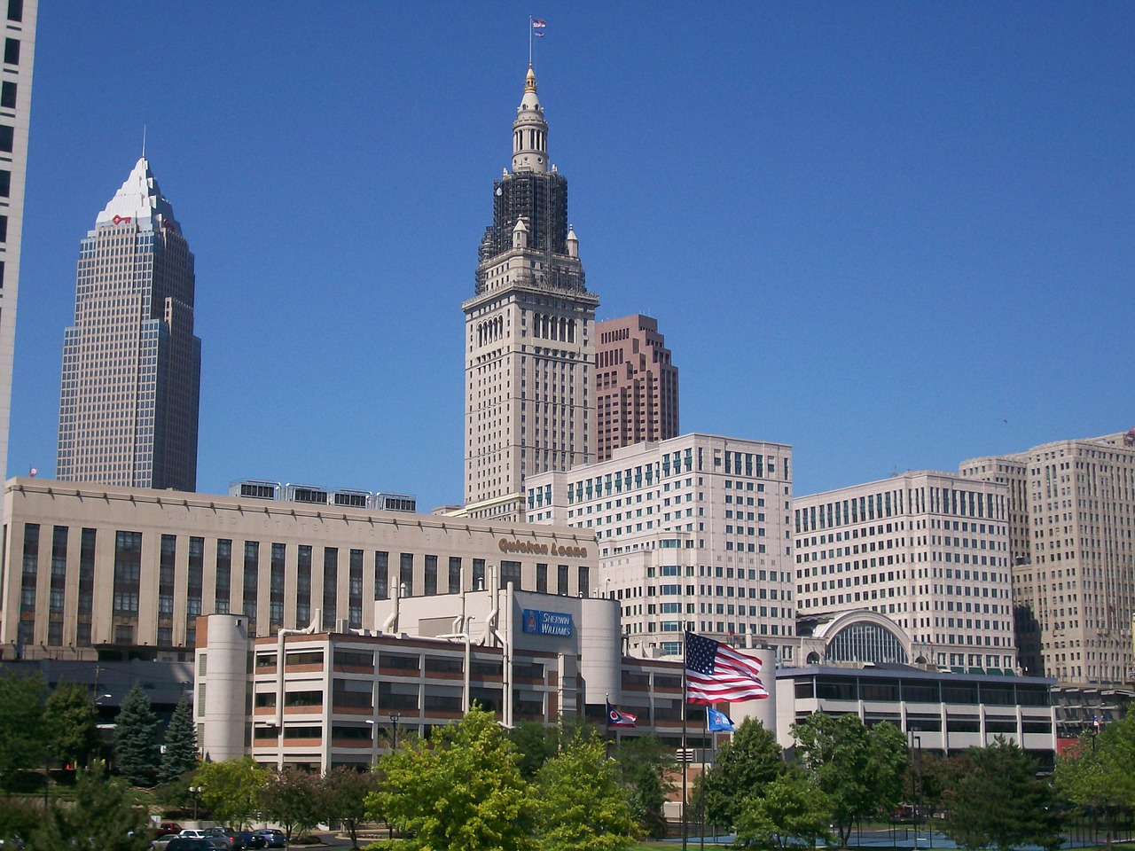 clevelandskyscrapers - Discover Cleveland's cityscape. [ATTDT]