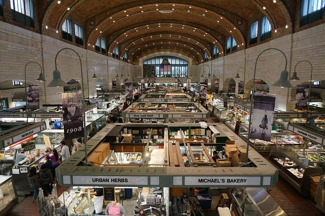 clevelandwestsidemarket - Pick up lunch at Cleveland's oldest public market. [ATTDT]