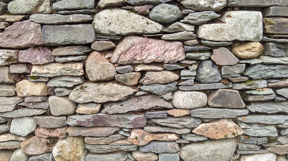 drystonewall - Rock up to the National Stone Centre. [ATTDT]