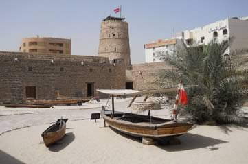 dubaimuseum - See Dubai's history in its oldest building. [A Thing To Do Tomorrow]