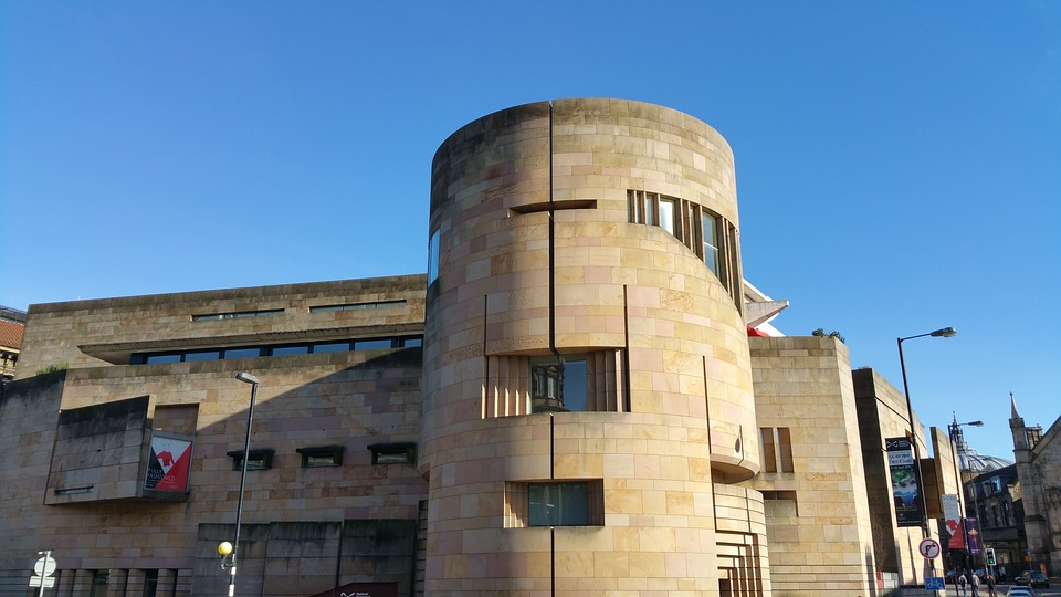 edinburghnationalmuseumofscotland - Tour through millennia of Scottish history. [ATTDT]