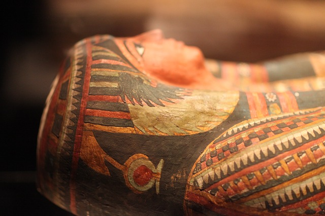 egyptianmummy - Travel to ancient Egypt - in Liverpool. [ATTDT]