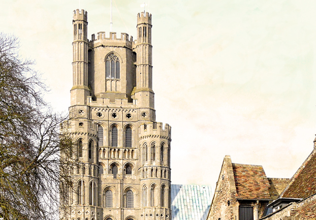 elycathedral - See out over Ely. [ATTDT]