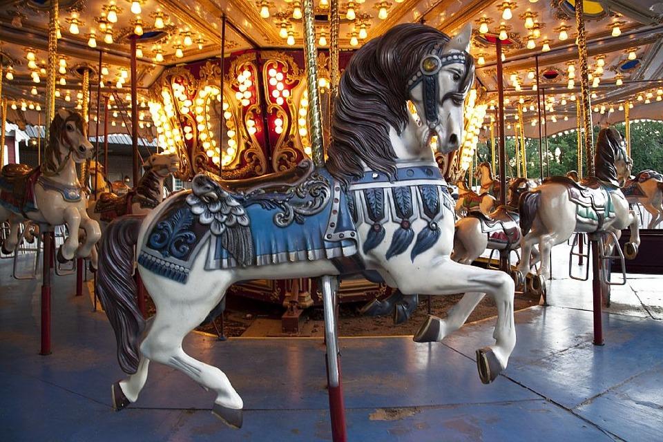 fairgroundcarouselhorse - Have pleasure at the Fairground Heritage Centre. [ATTDT]