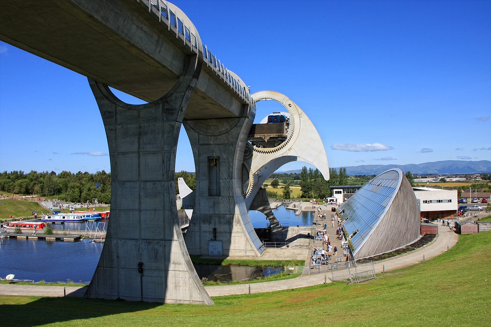 falkirkwheel - Walk around Falkirk's water wonder. [ATTDT]