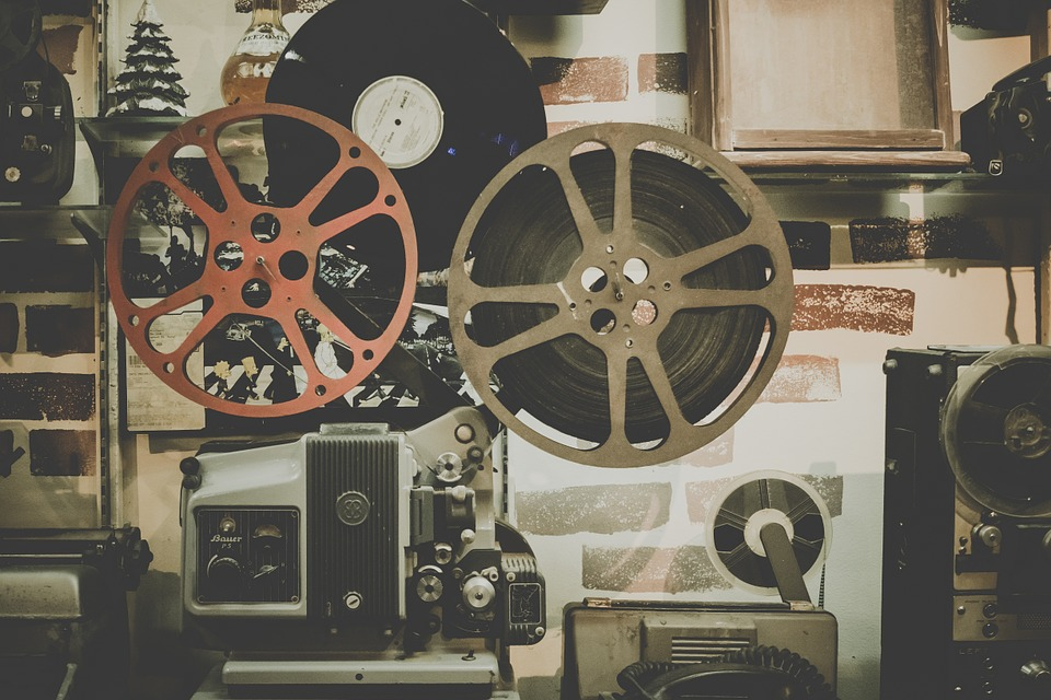 filmreelsprojector - See film history before your eyes. [ATTDT]