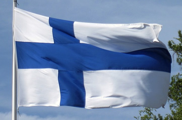 finlandflag - Finish the week Finnish-style. [ATTDT]