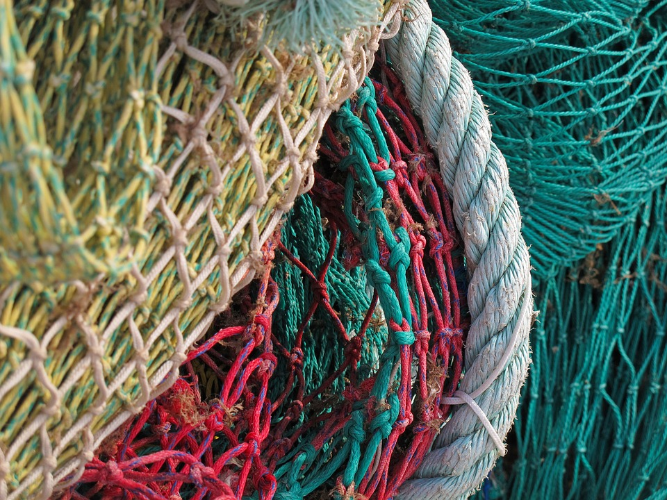 fishingnets - Discover the fishing heritage of King's Lynn. [ATTDT]
