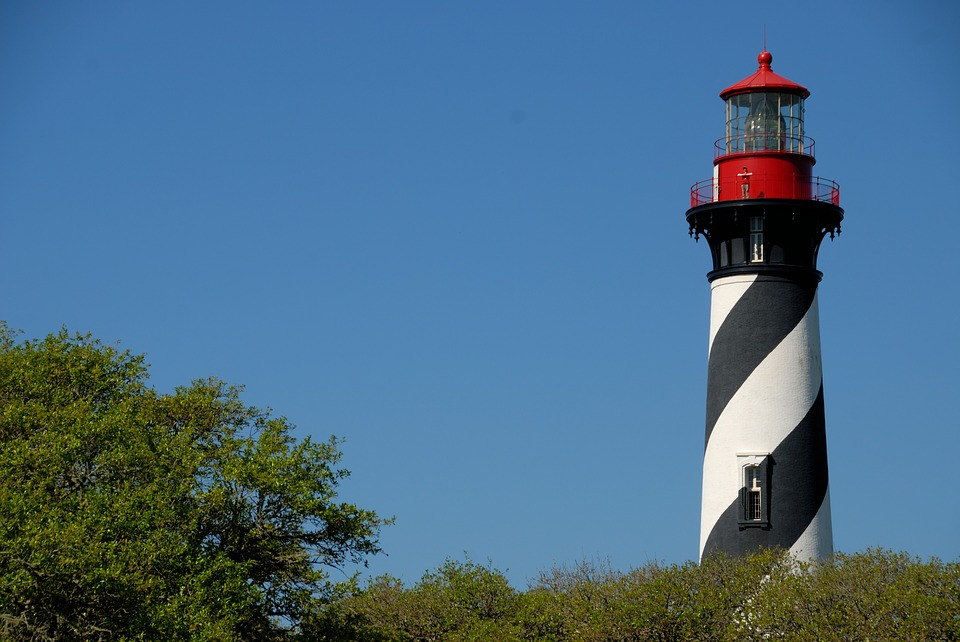 floridastaugustinelighthouse - Explore St. Augustine's lighthouse. [ATTDT]