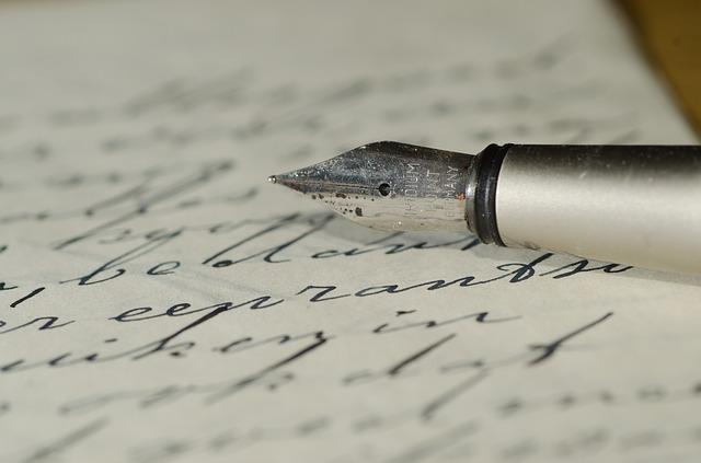 fountainpenwriting - Celebrate Dublin's literary heritage. [A Thing To Do Tomorrow]