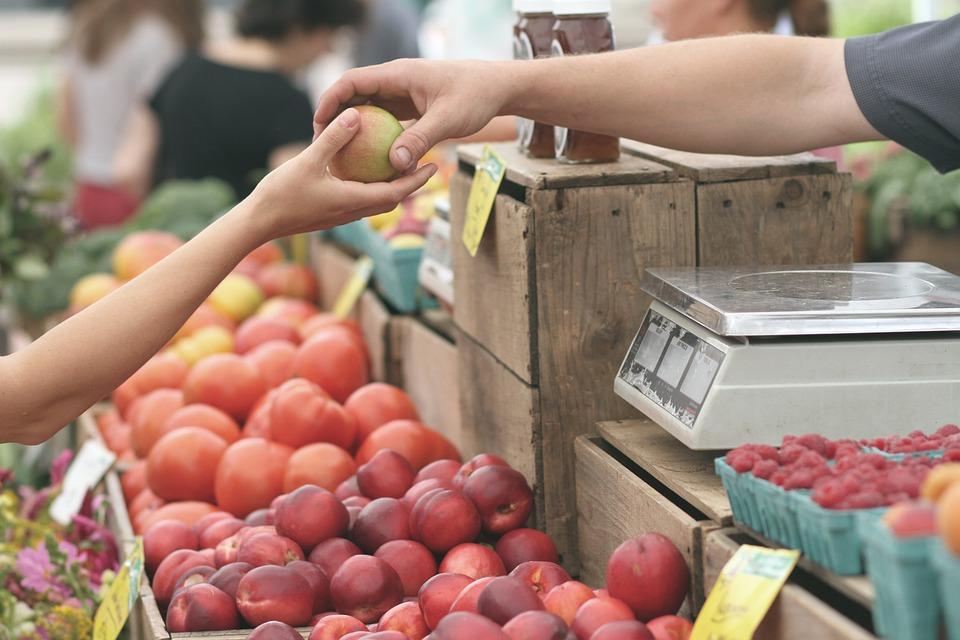 fruitmarkethands - Graze for breakfast in Juniper Green. [ATTDT]