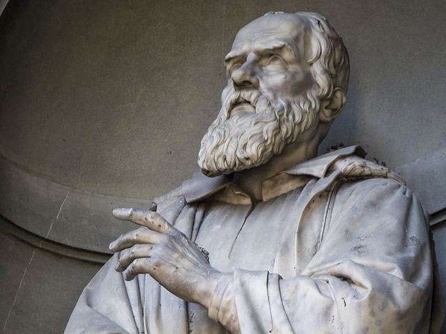 galileo - Explore Galileo's scientific legacy. [A Thing To Do Tomorrow]