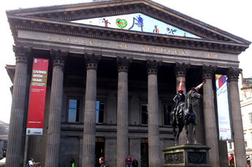 glasgowgoma - See modern art late tonight at GoMA. [ATTDT]