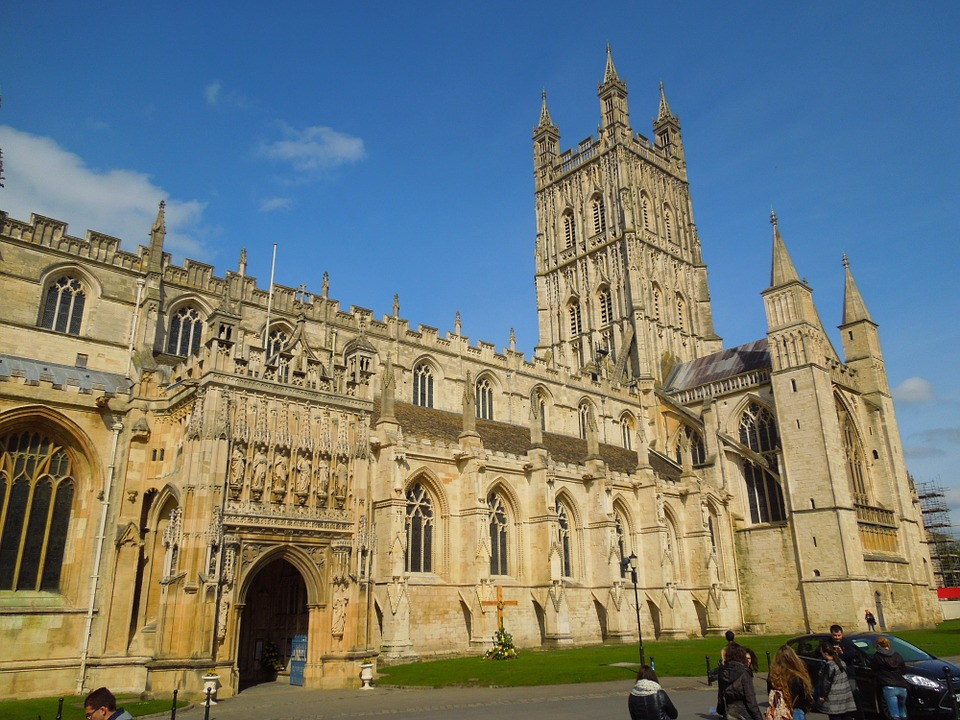 gloucestercathedral - Take a trip to the top of Gloucester Cathedral. [ATTDT]