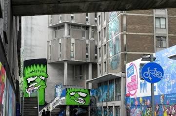 graffitibristol - Tour Bristol's street art. [ATTDT]