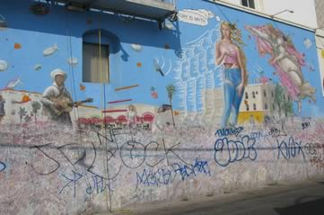 graffitila - Explore LA's street art. [A Thing To Do Tomorrow]