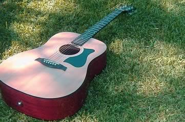 guitargrass - Hear music in the park. [ATTDT]