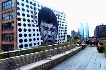highlinenyc - Explore the history of the High Line. [ATTDT]