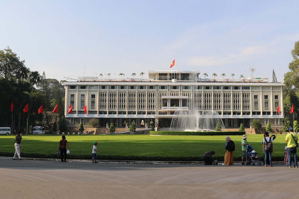 hochiminhcityindependencepalace - Explore the Independence Palace. [ATTDT]