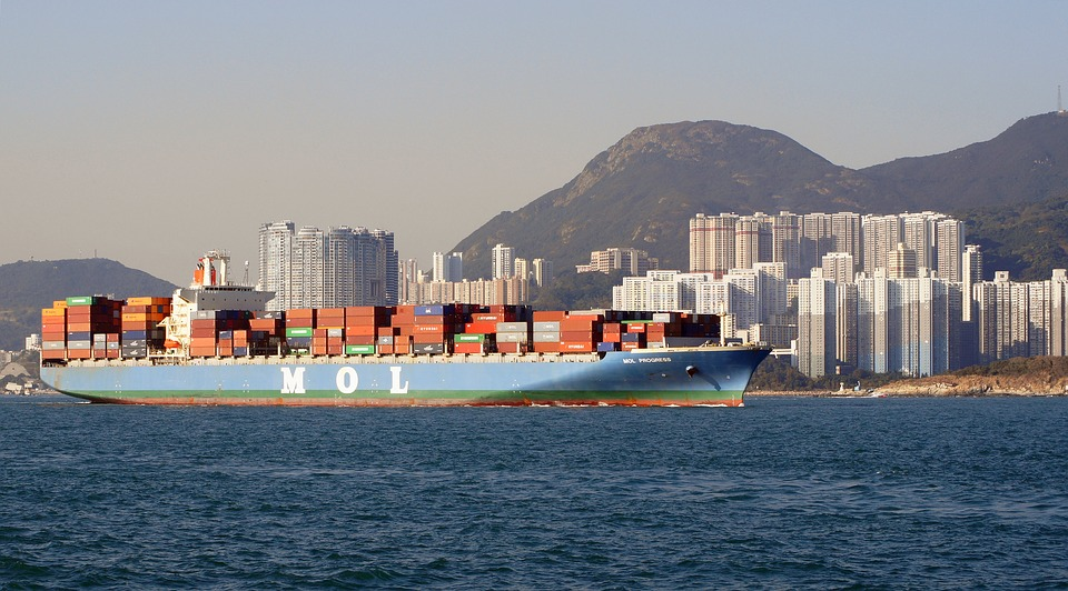 hongkongcontainership - Command a container ship. [ATTDT]
